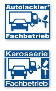 Karbstein GmbH mit Logos Autolackier- und Karosseriefachbetrieb